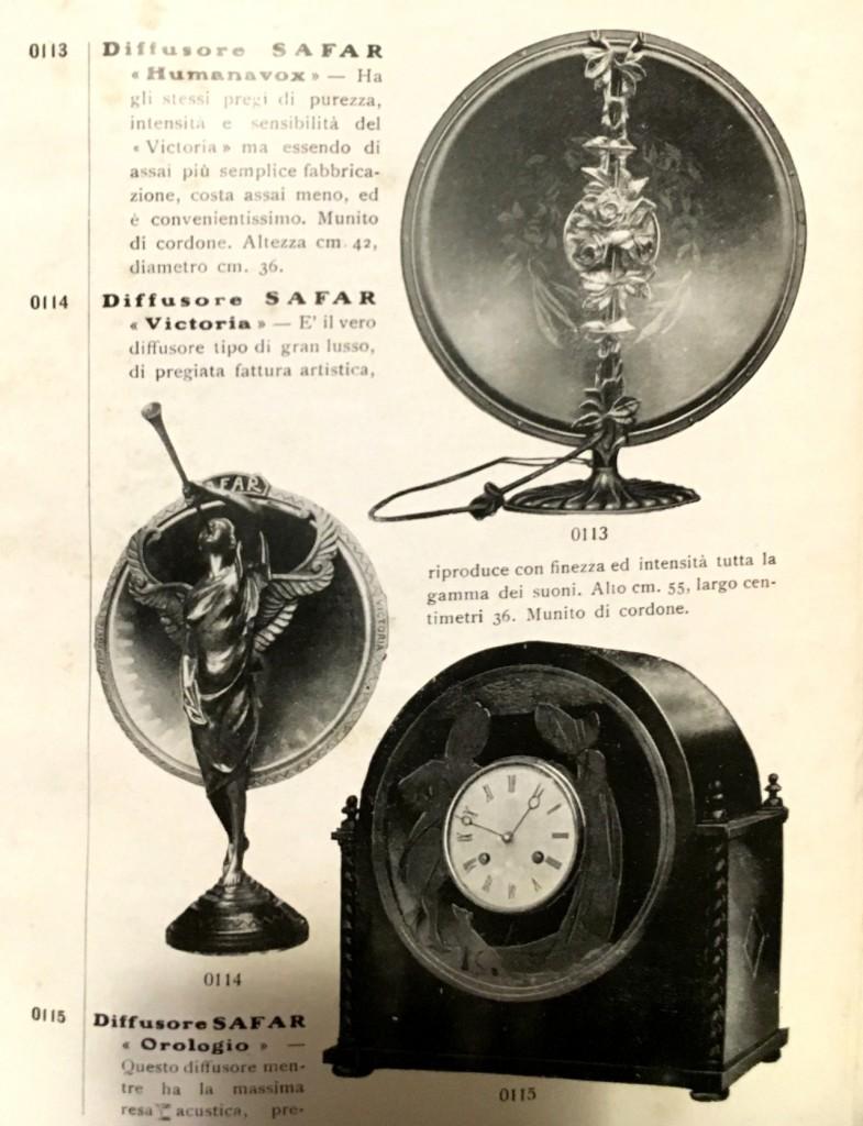 31 safar victoria orologio humanavox prezzi