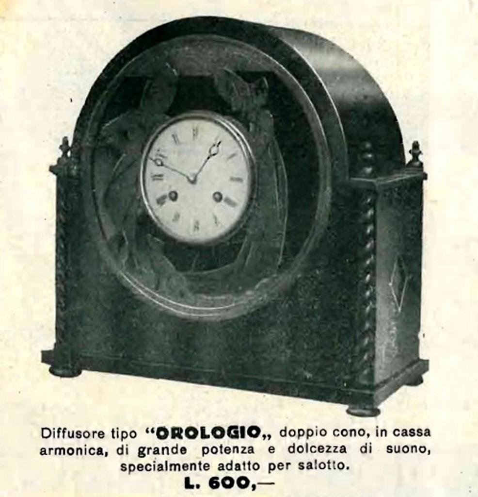34 safar orologio