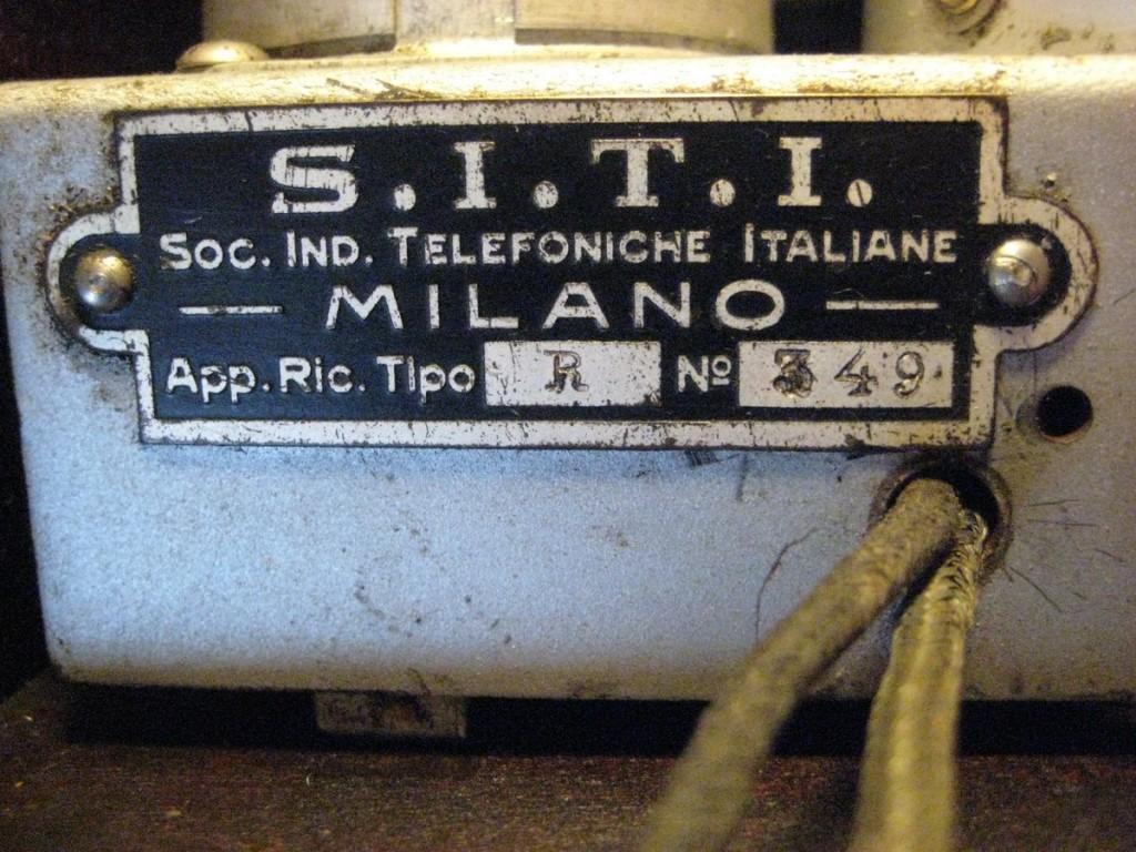 46_RADIO_RURALE_SITI_SECONDA_SERIE_TELAIO_349