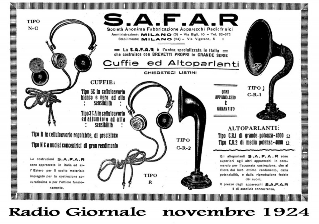 61 safar cr 1 e cr2 nov 1924 rad gio
