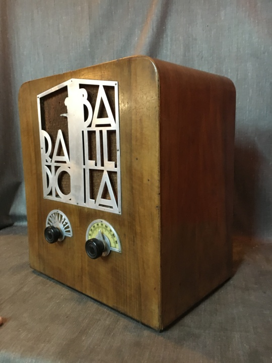 Balilla Radiomarelli 2
