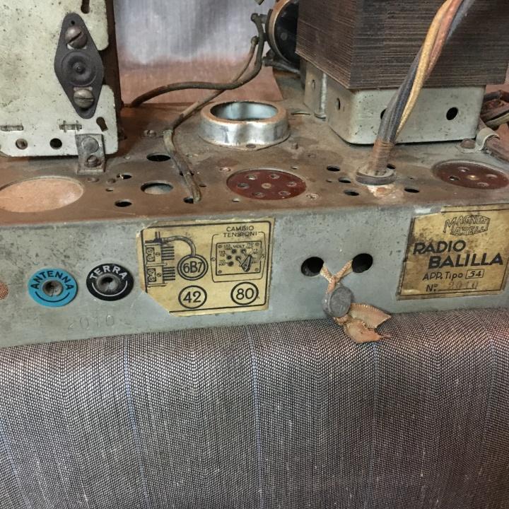 Balilla Radiomarelli 31