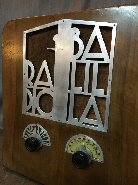 Balilla Radiomarelli 5