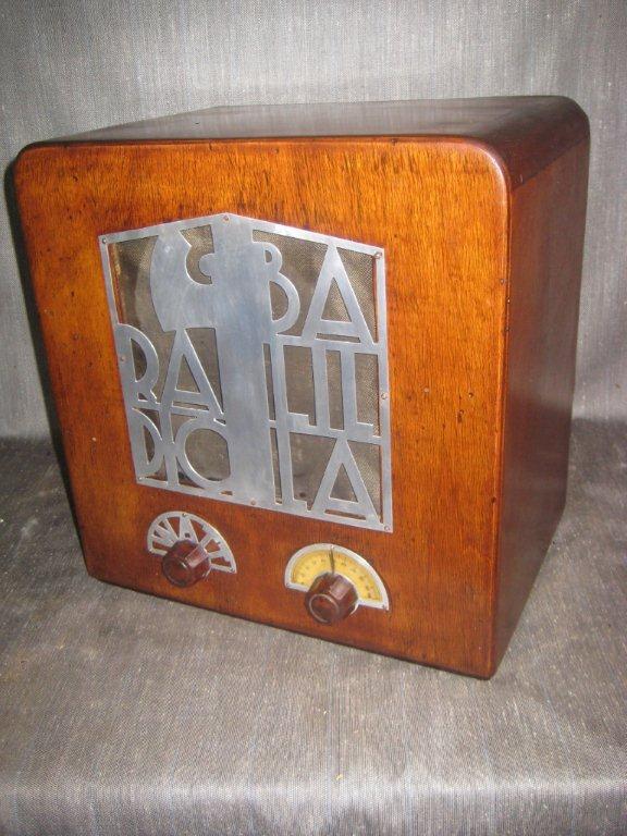 RADIO BALILLA WATT 02
