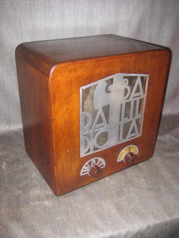 RADIO BALILLA WATT 03