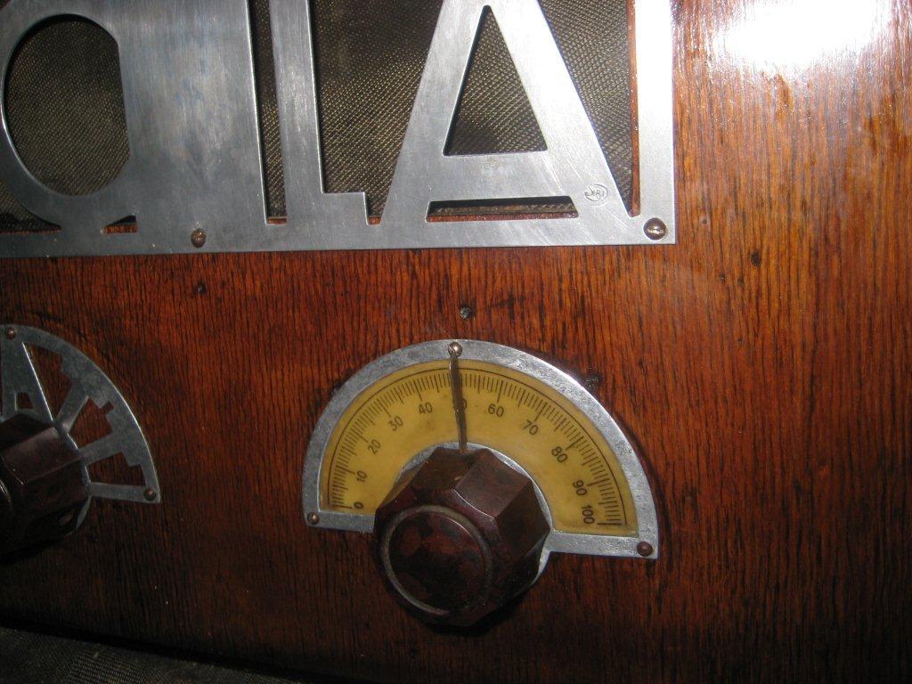 RADIO BALILLA WATT 10