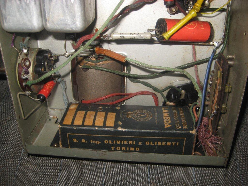 RADIO BALILLA WATT 33