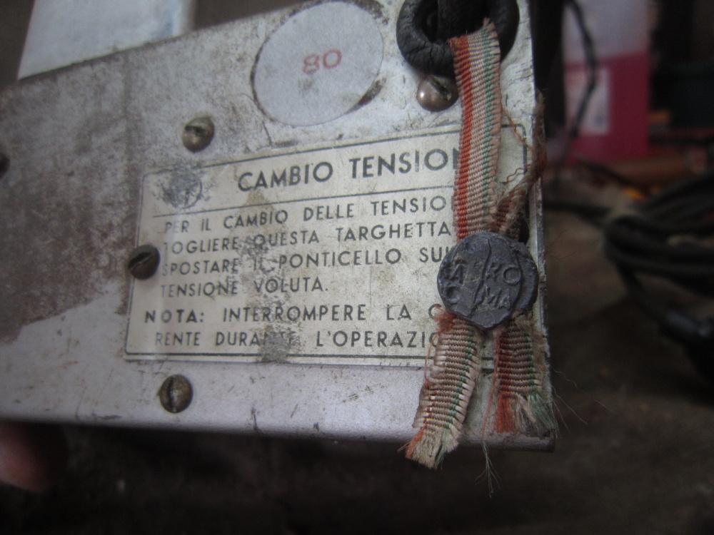 RADIO ROMA ALLOCCHIO BACCHINI 23