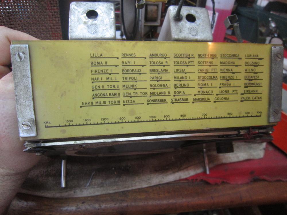 RADIO ROMA ALLOCCHIO BACCHINI 34