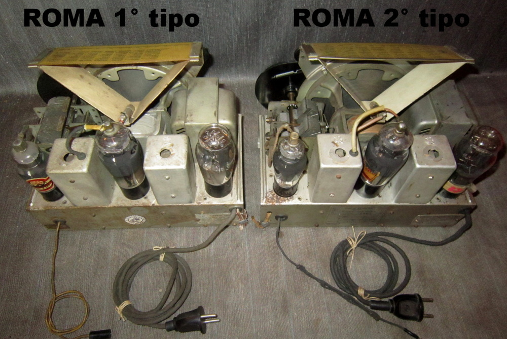 RADIO ROMA ALLOCCHIO BACCHINI 40