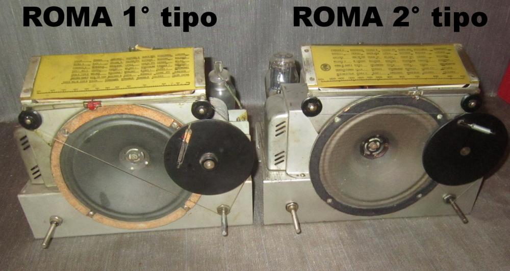 RADIO ROMA ALLOCCHIO BACCHINI 41