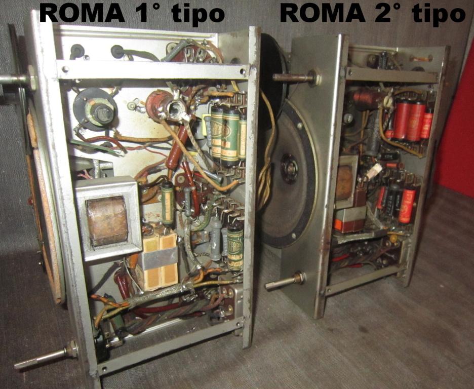 RADIO ROMA ALLOCCHIO BACCHINI 45