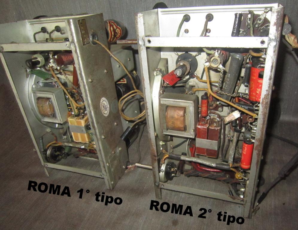 RADIO ROMA ALLOCCHIO BACCHINI 46