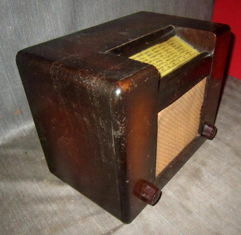 RADIO ROMA CGE 13