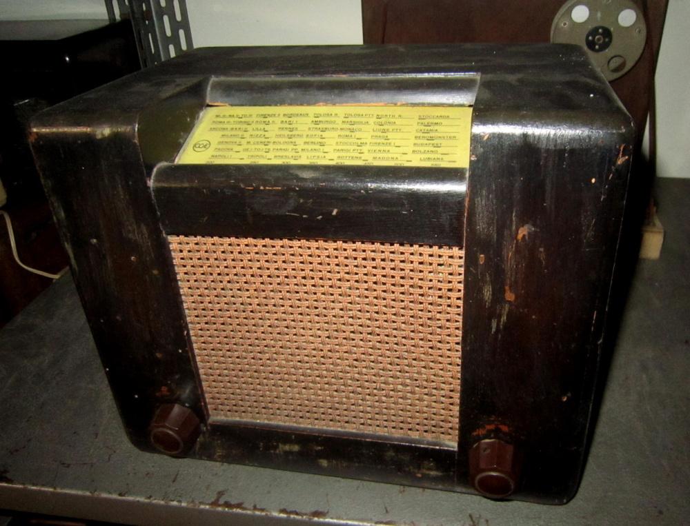 RADIO ROMA CGE 44