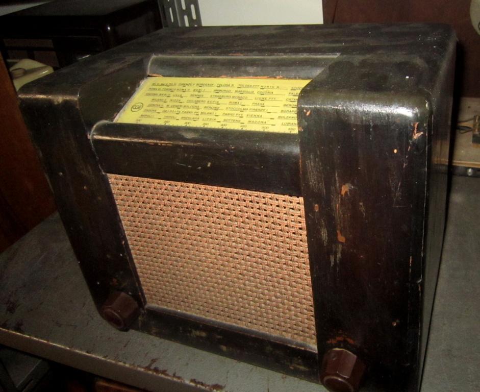 RADIO ROMA CGE 46