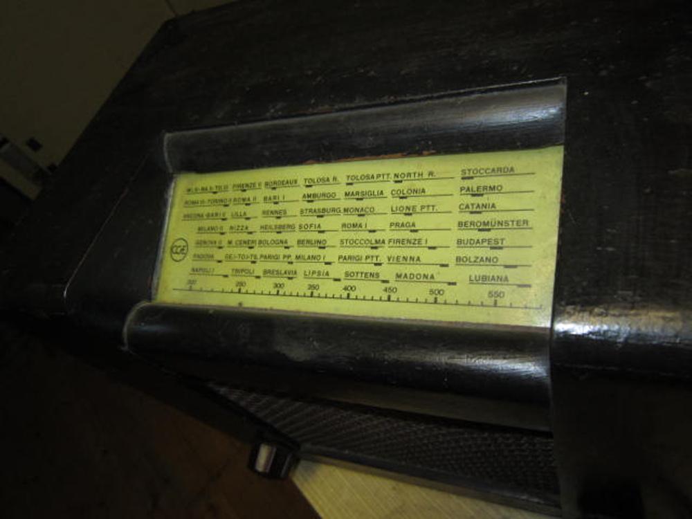 RADIO ROMA CGE 51