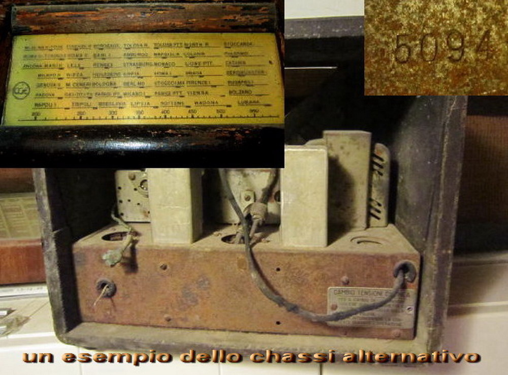 RADIO ROMA CGE 52