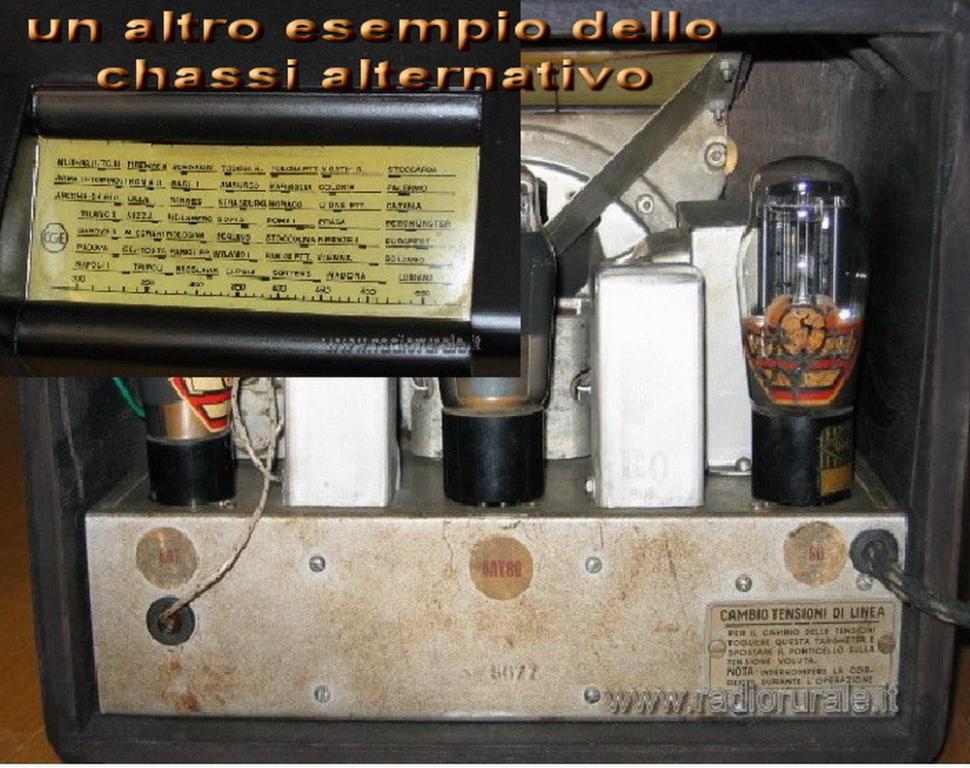 RADIO ROMA CGE 53
