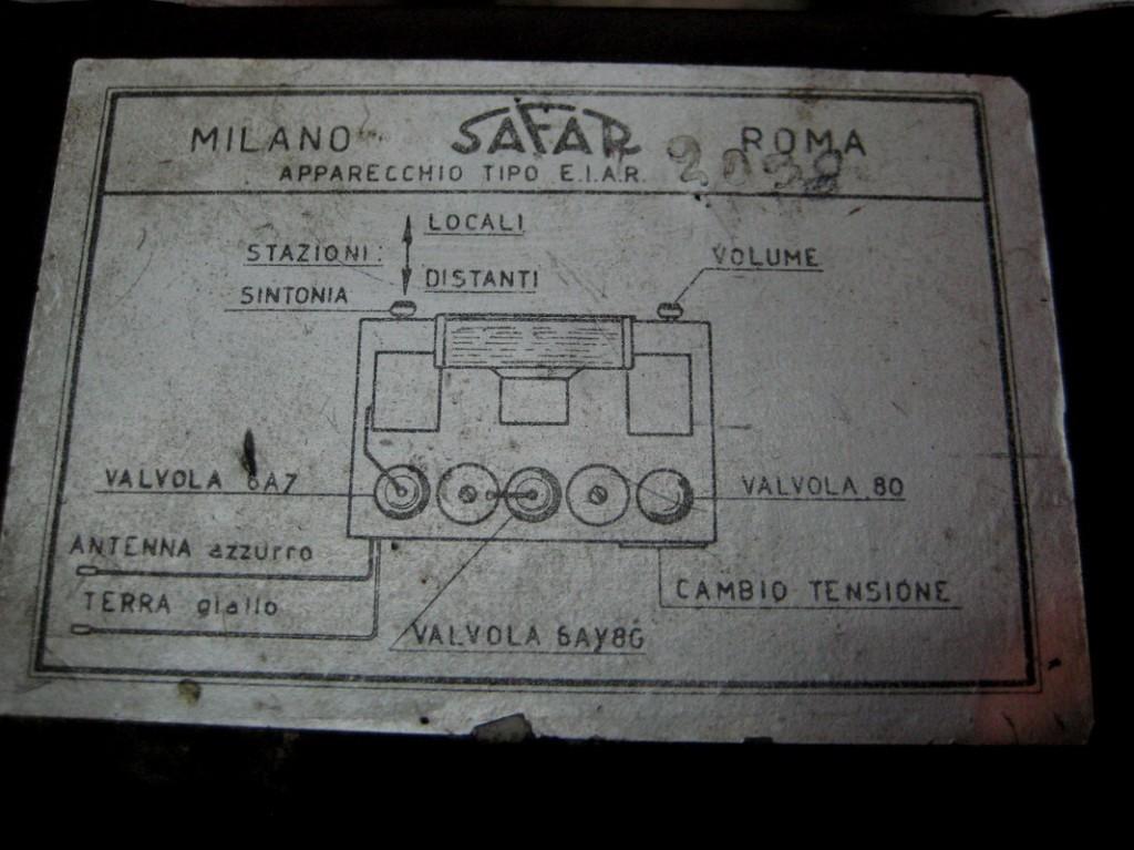 RADIO ROMA SAFAR prima serie_29