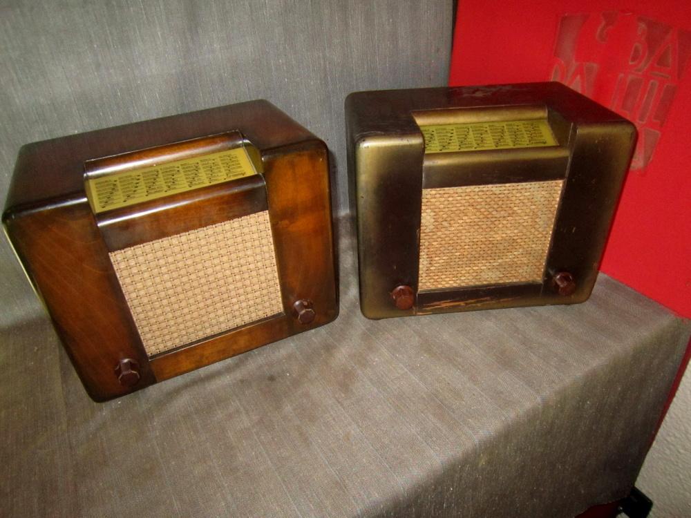 RADIO ROMA telefunken oro 25
