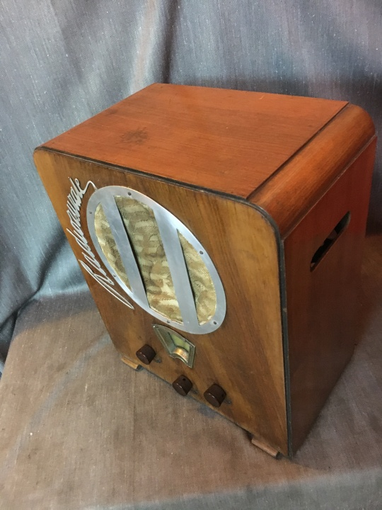 RADIO RURALE PHILIPS 528 AR 11
