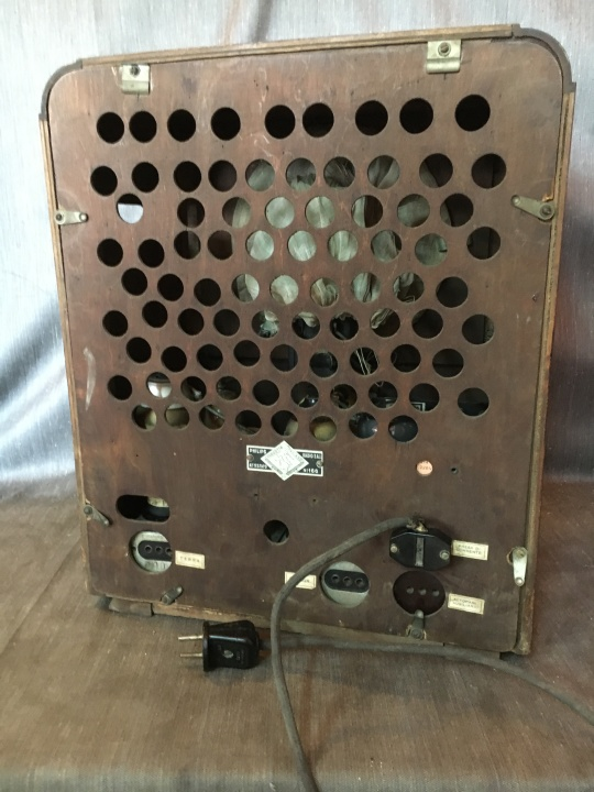 RADIO RURALE PHILIPS 528 AR 14