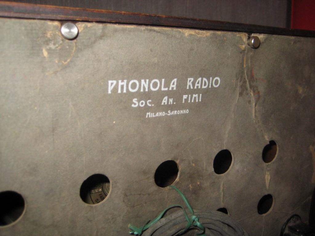 RADIO RURALE PHONOLA 3678_24