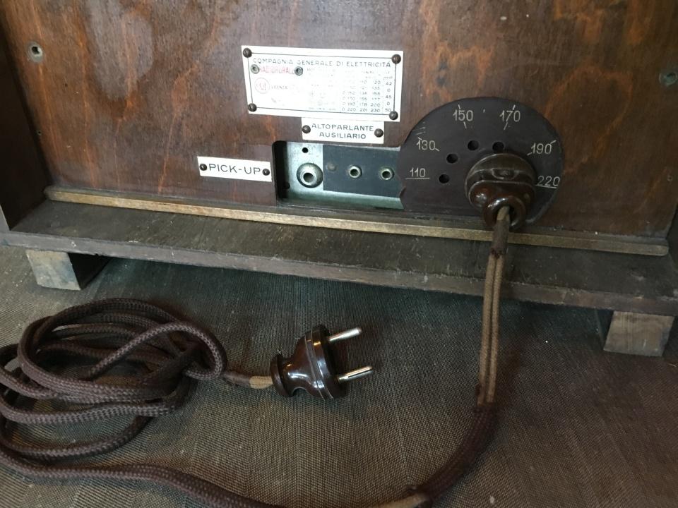 RADIO RURALE radiorurale cge 12