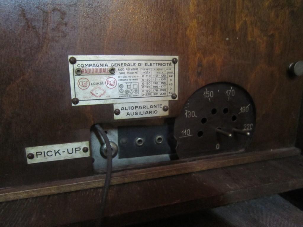 RADIO RURALE radiorurale cge 15