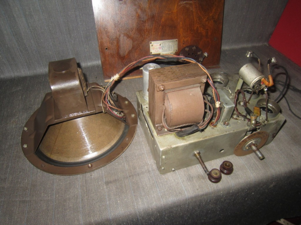 RADIO RURALE radiorurale cge 33