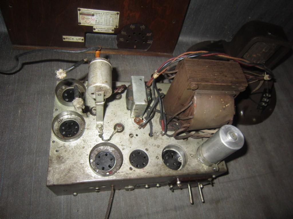 RADIO RURALE radiorurale cge 36