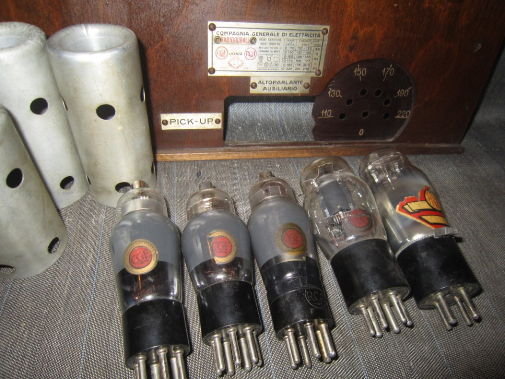 RADIO RURALE radiorurale cge 37