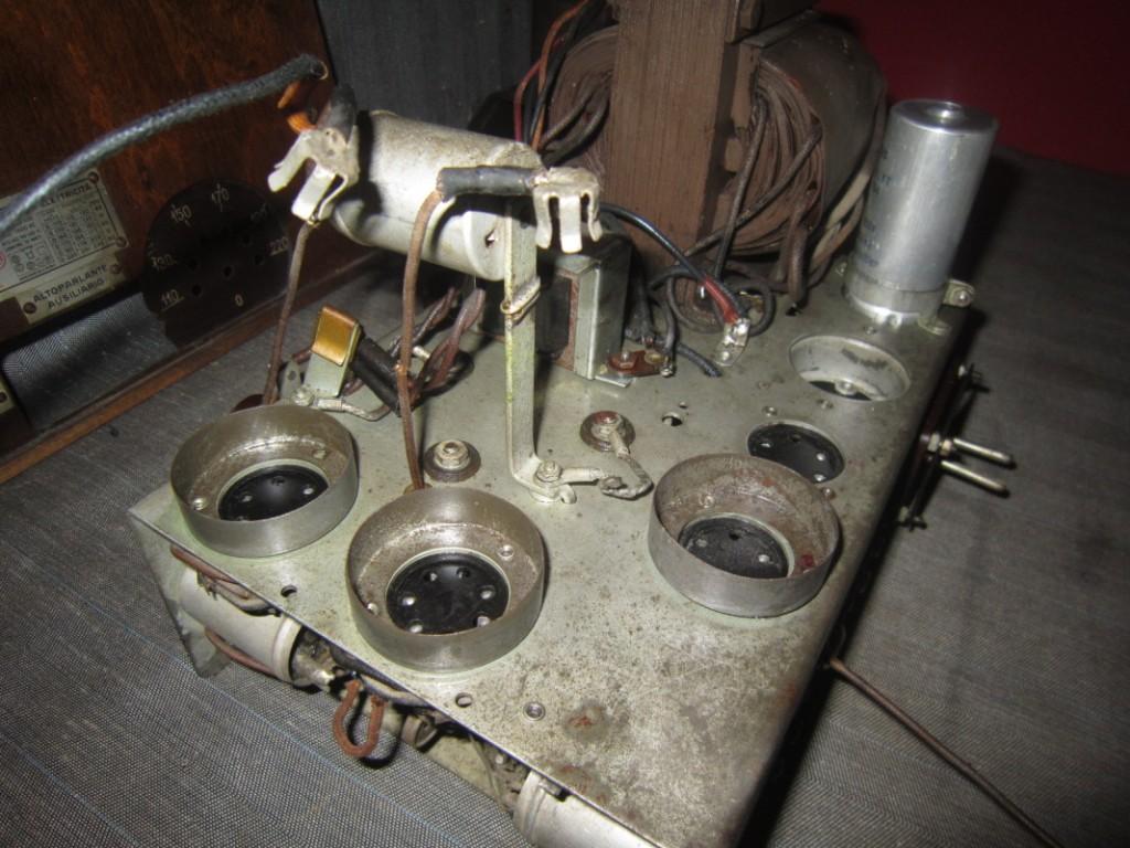 RADIO RURALE radiorurale cge 40