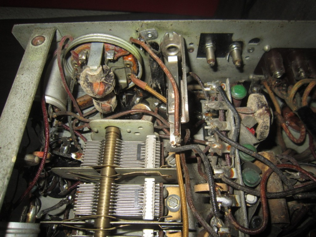RADIO RURALE radiorurale cge 45