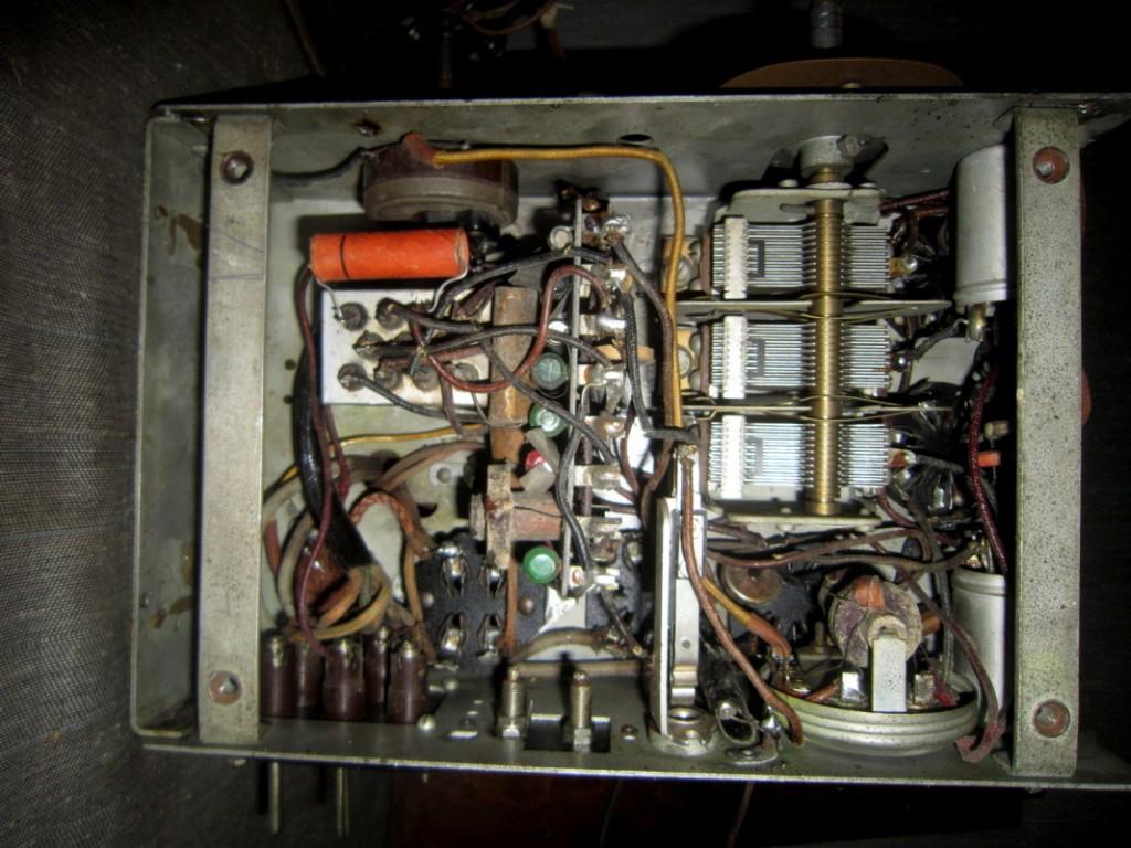 RADIO RURALE radiorurale cge 49