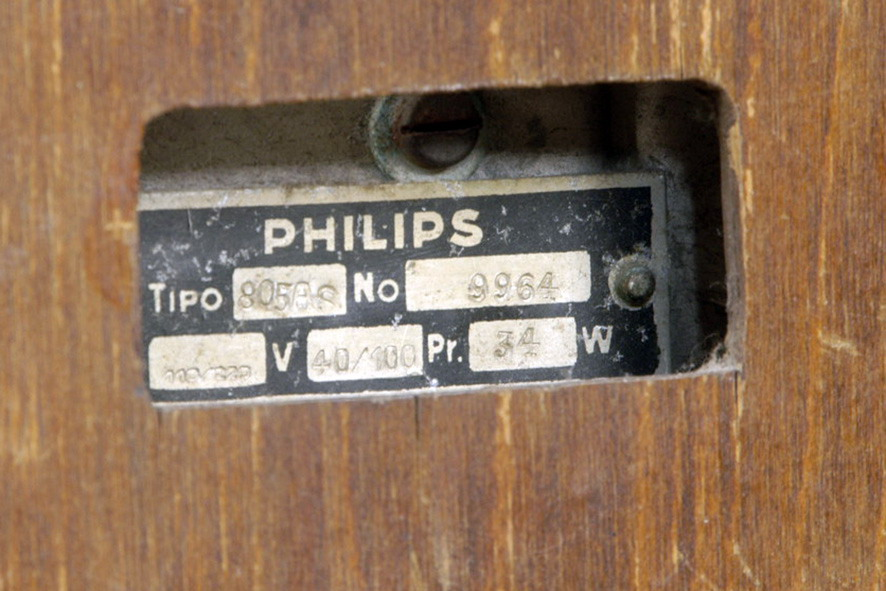 RADIORURALE PHILIPS 39