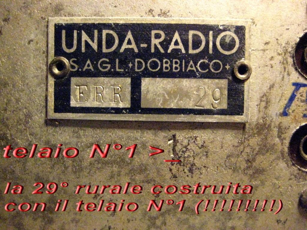 RADIORURALE UNDA 24