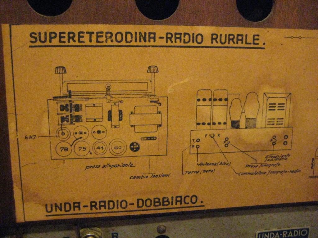 RADIORURALE UNDA 3 SERIE 13