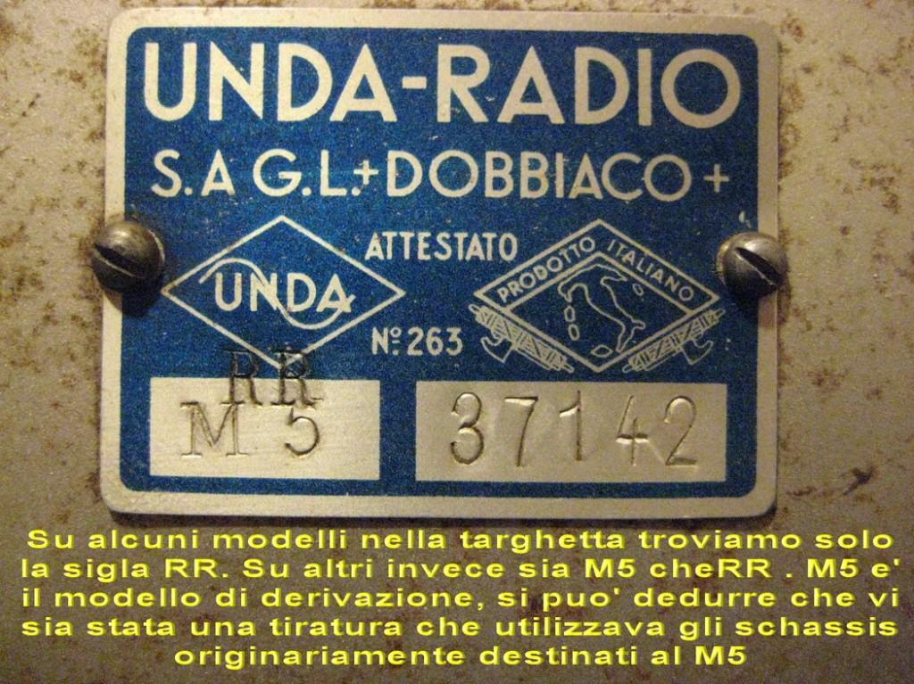 RADIORURALE UNDA 3 SERIE 22