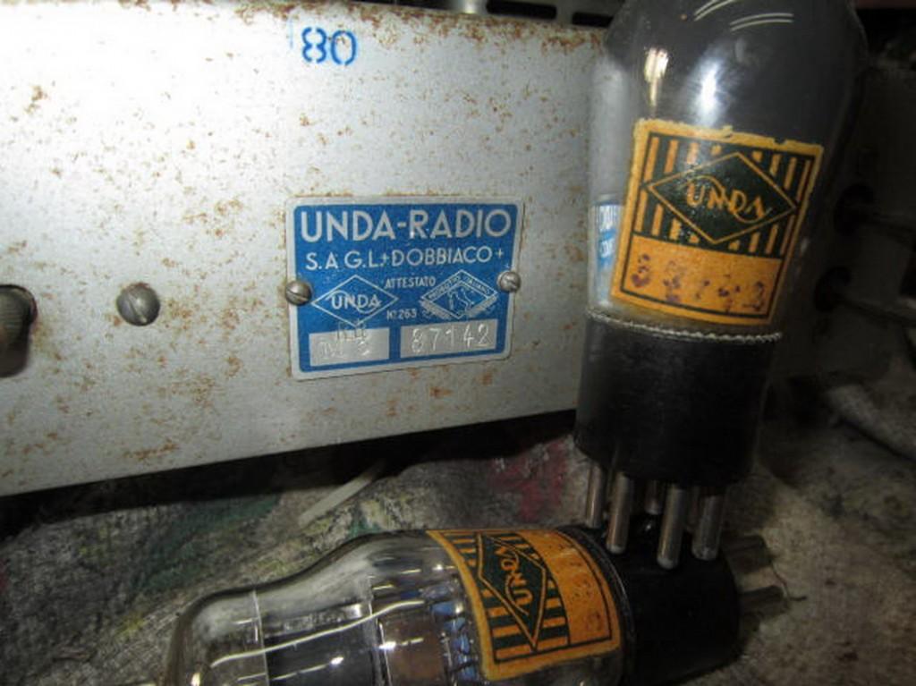 RADIORURALE UNDA 3 SERIE 35