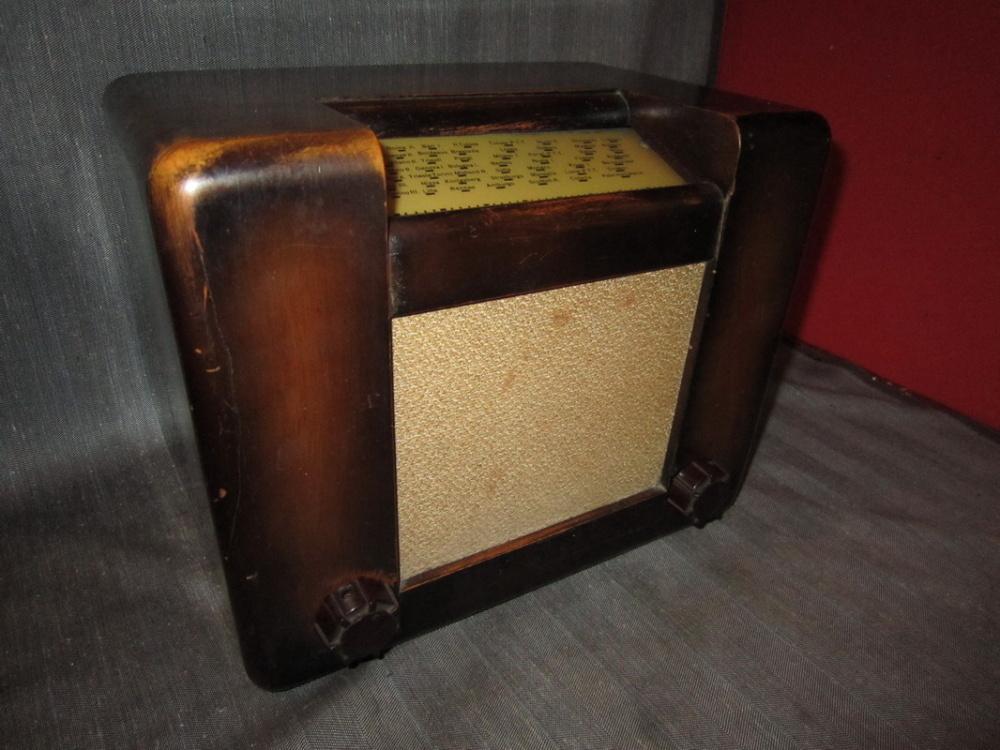 RADIO ROMA PHILIPS mod. 101 Telaio N° 2119