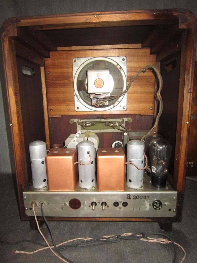 Radio rurale telefunken prima serie 28