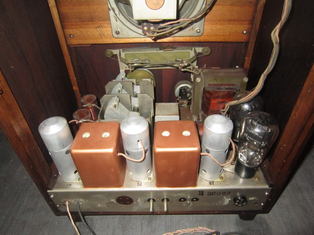 Radio rurale telefunken prima serie 29