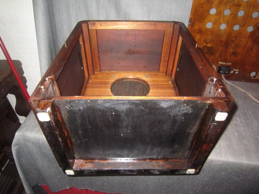 Radio rurale telefunken prima serie 33