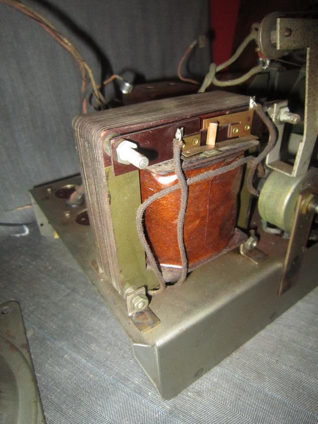 Radio rurale telefunken prima serie 35