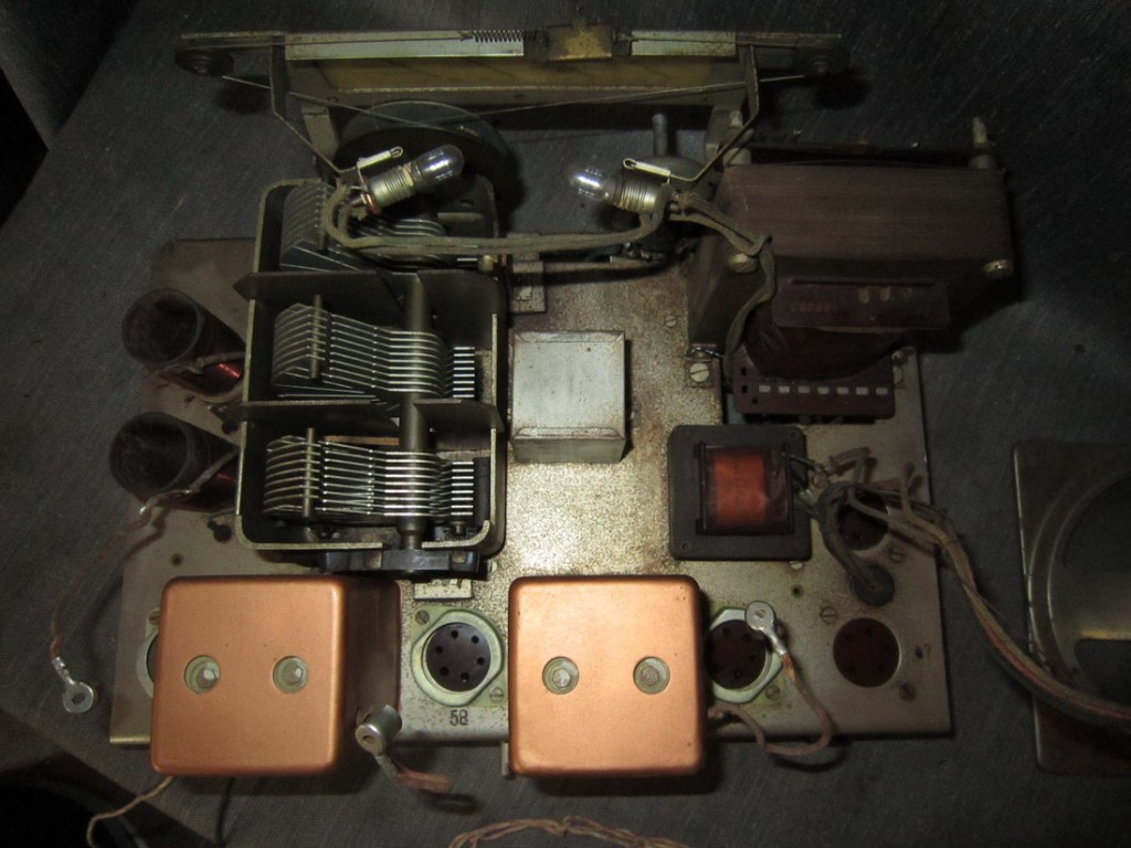 Radio rurale telefunken prima serie 36