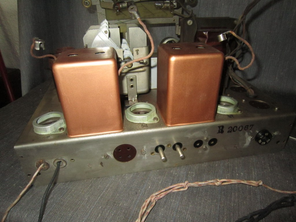 Radio rurale telefunken prima serie 43