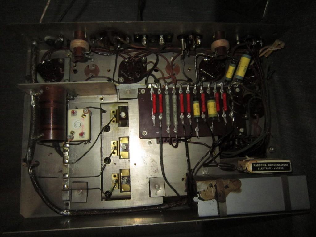 Radio rurale telefunken prima serie 44
