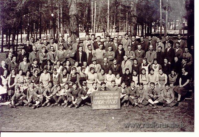 foto dipendenti unda 1940